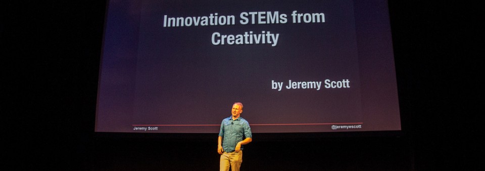 """Innovation STEM's from Creativity"" – Ignite Phoenix 14"